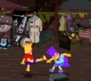 Escenarios de Los Simpsons