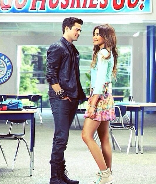 zapped zoey and jackson first meet quotes