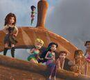 Wiki Disney Les Fées