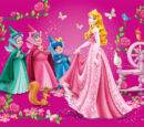 Flora, Fauna and Merryweather/Gallery