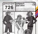 Stretch & Sew 726