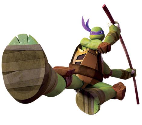 Donatello (2012 TV series) - TMNTPedia