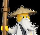 Sensei Wu (Shroob12 Version)