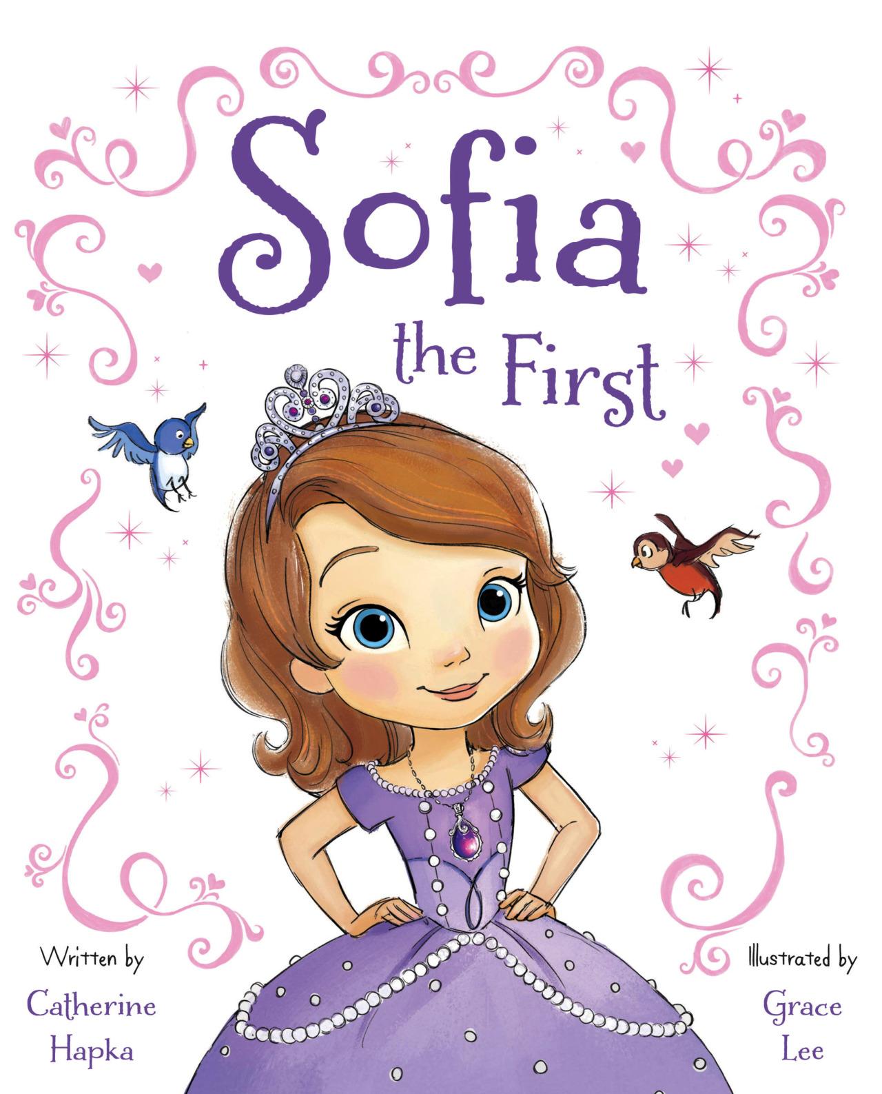 Disney princess sofia the first rather good