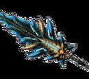 MH3U - Grande Epée - Lufactrus Nether