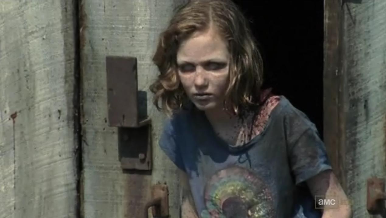 The Walking Dead Sophia