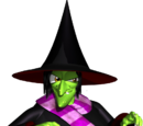 Grunty the Witch