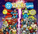 Marvel Versus DC Vol 1