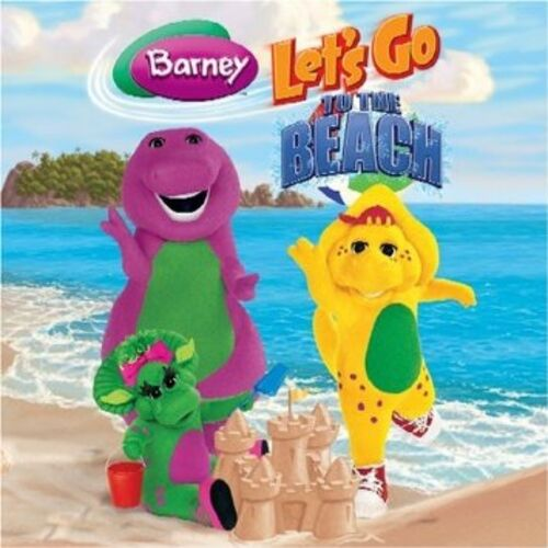 Barney And The Backyard Gang A Day At The Beach: A Super-Dee-Duper Day