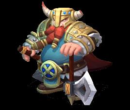castle clash champion