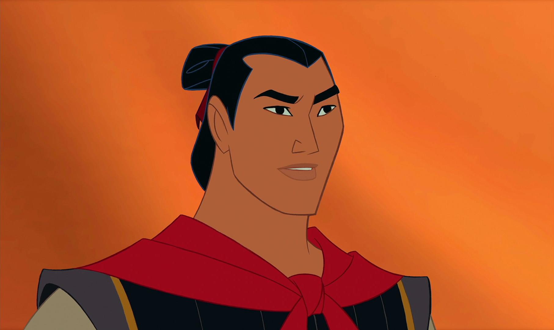 Li Shang in Mulan  Mulan Shang Training