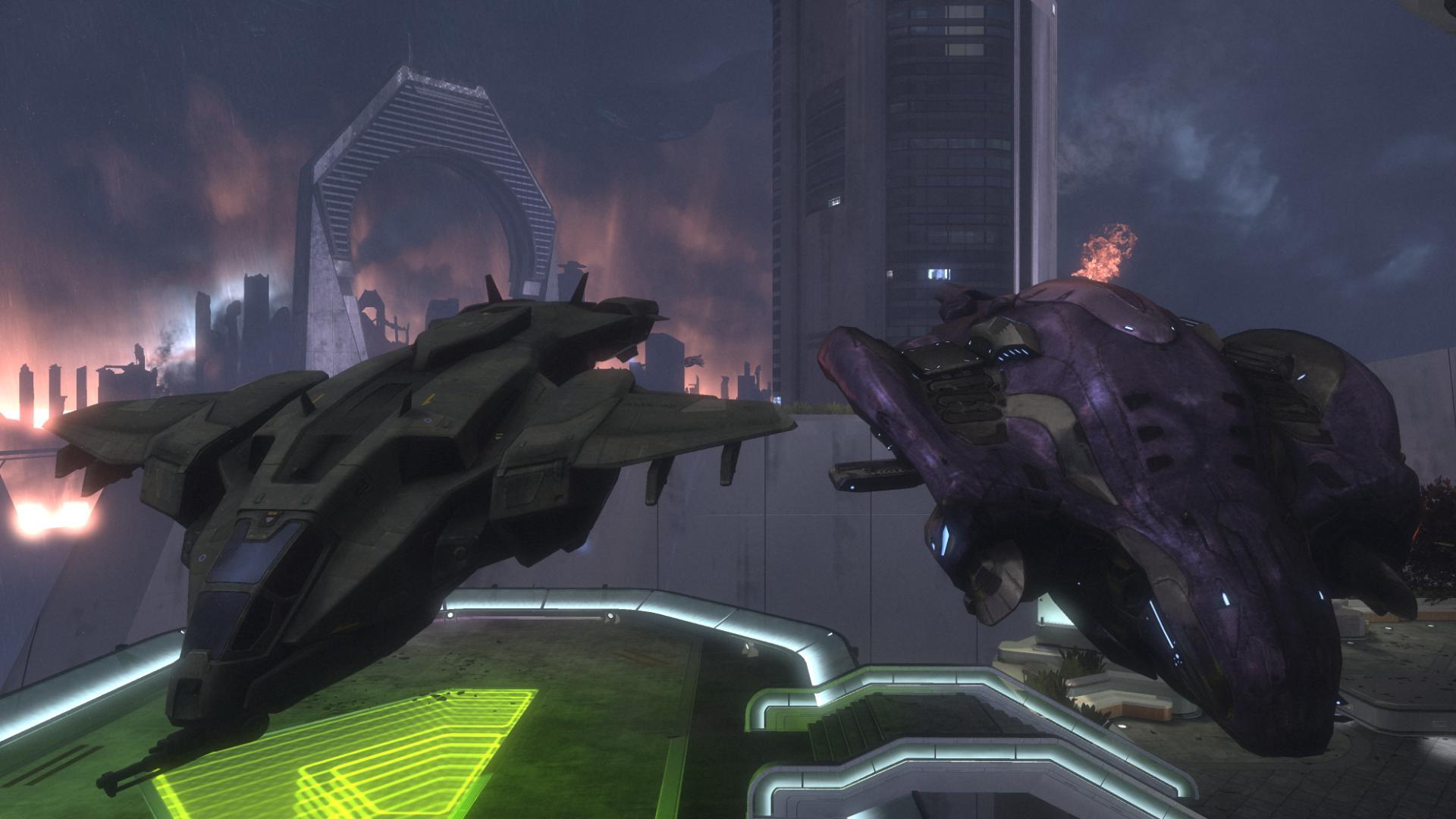 Pelican and Phantom Easter Egg - Halo Nation — The Halo ...  |Halo Reach Phantom