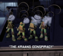 La Conspiración de Kraang