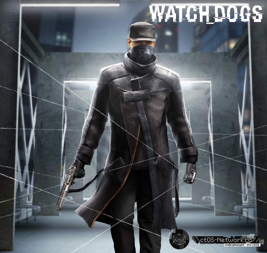 Watch Dogs  Punk Theme Pack
