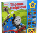 Thomas Helps Out (Interactive book)