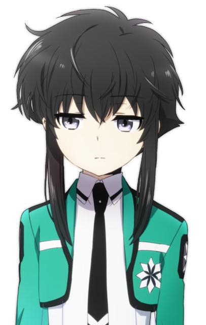 mahouka koukou no rettousei shizuku -#main