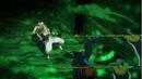 Natsu dodging Kama's scythe.png