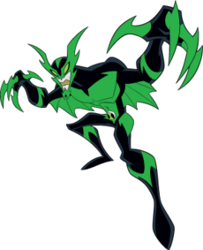 Whampire - Ben 10 Planet, the Ultimate Ben 10 Resource!