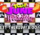 Toon June Wedding