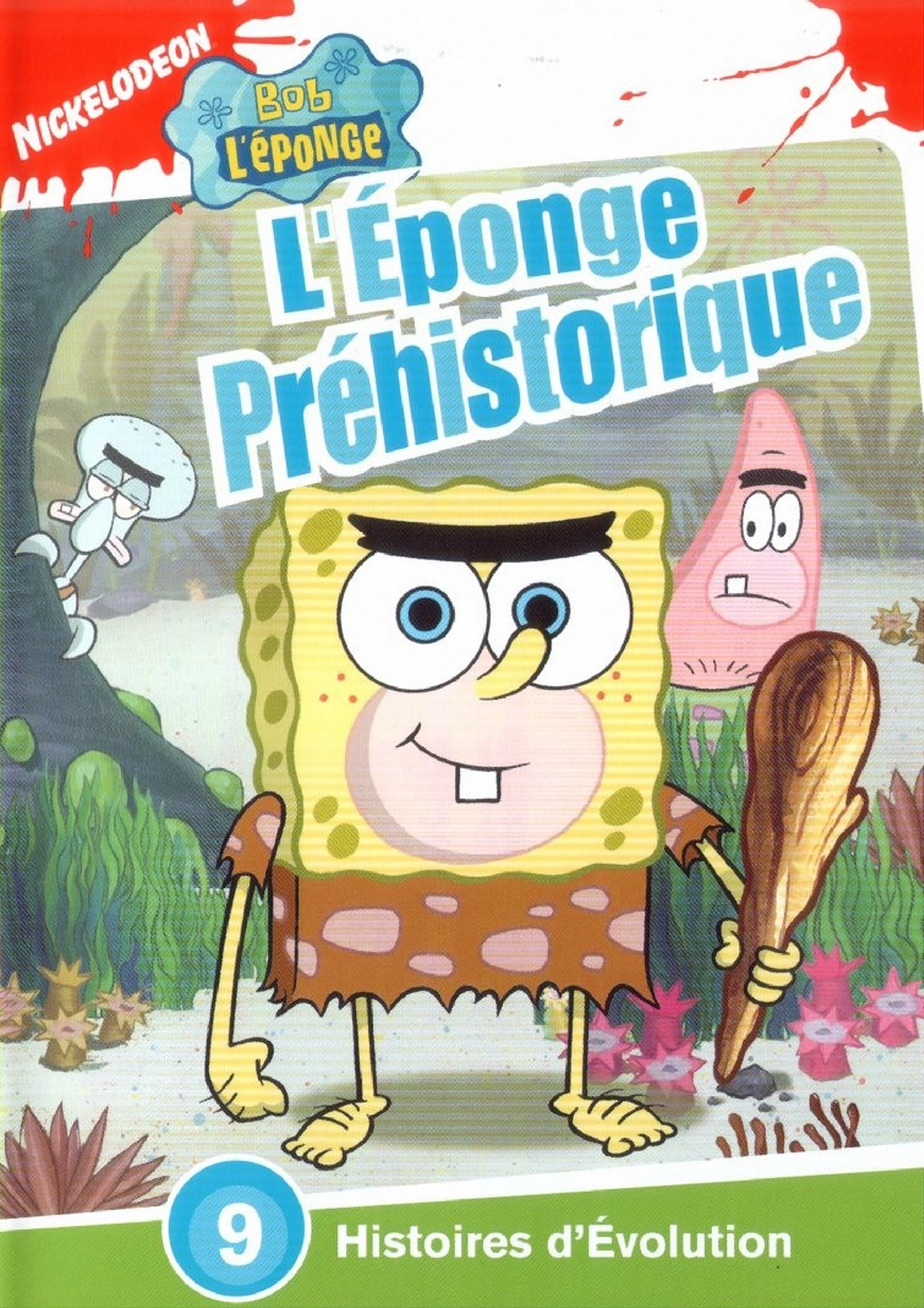 image bob l eponge l eponge prehistorique encyclopedia spongebobia the. Black Bedroom Furniture Sets. Home Design Ideas