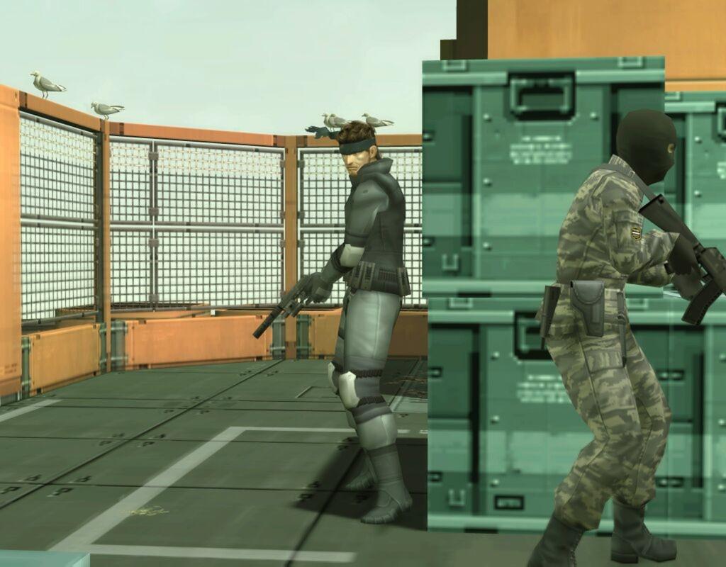 Big Boss - El Metal Gear Wiki - Metal Gear Solid Rising, Metal Gear Solid Peace Walker, Metal Gear (Metal Gear Solid)