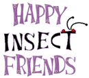 Happy Insect Friends