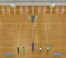 Liceum Aobajōsai kontra Liceum Karasuno (Towarzyski)