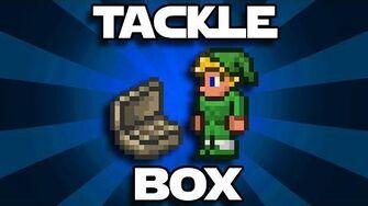 Tackle box terraria wiki for Terraria fishing bait