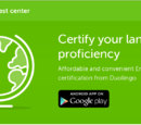 Duolingo Test Center