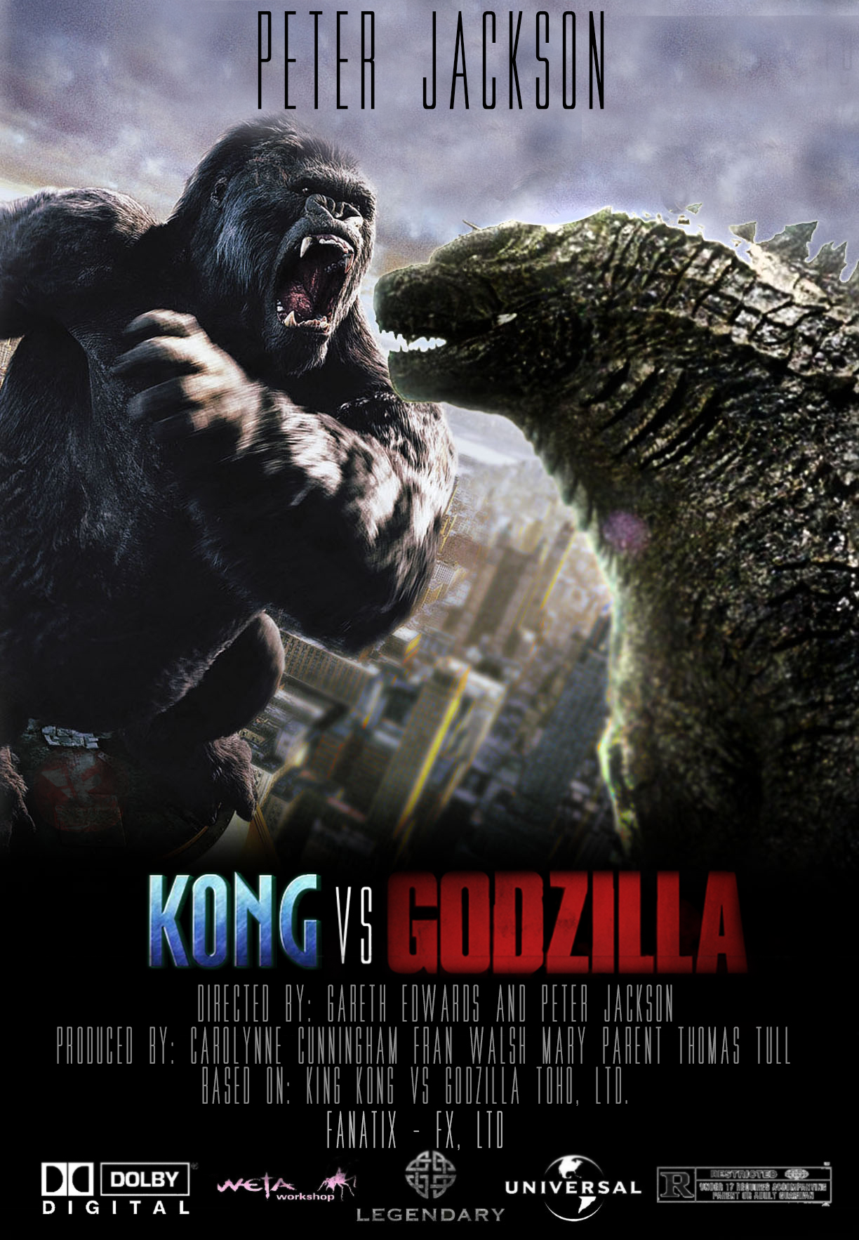 King Kong vs  Godzilla  Remake King Kong Vs Godzilla 2015