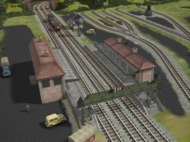 Wellsworth Thomas The Tank Engine And Friends The Cgi