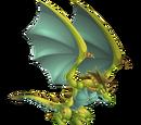 Dragón Terodáctilo