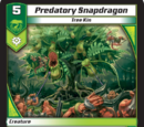 Predatory Snapdragon