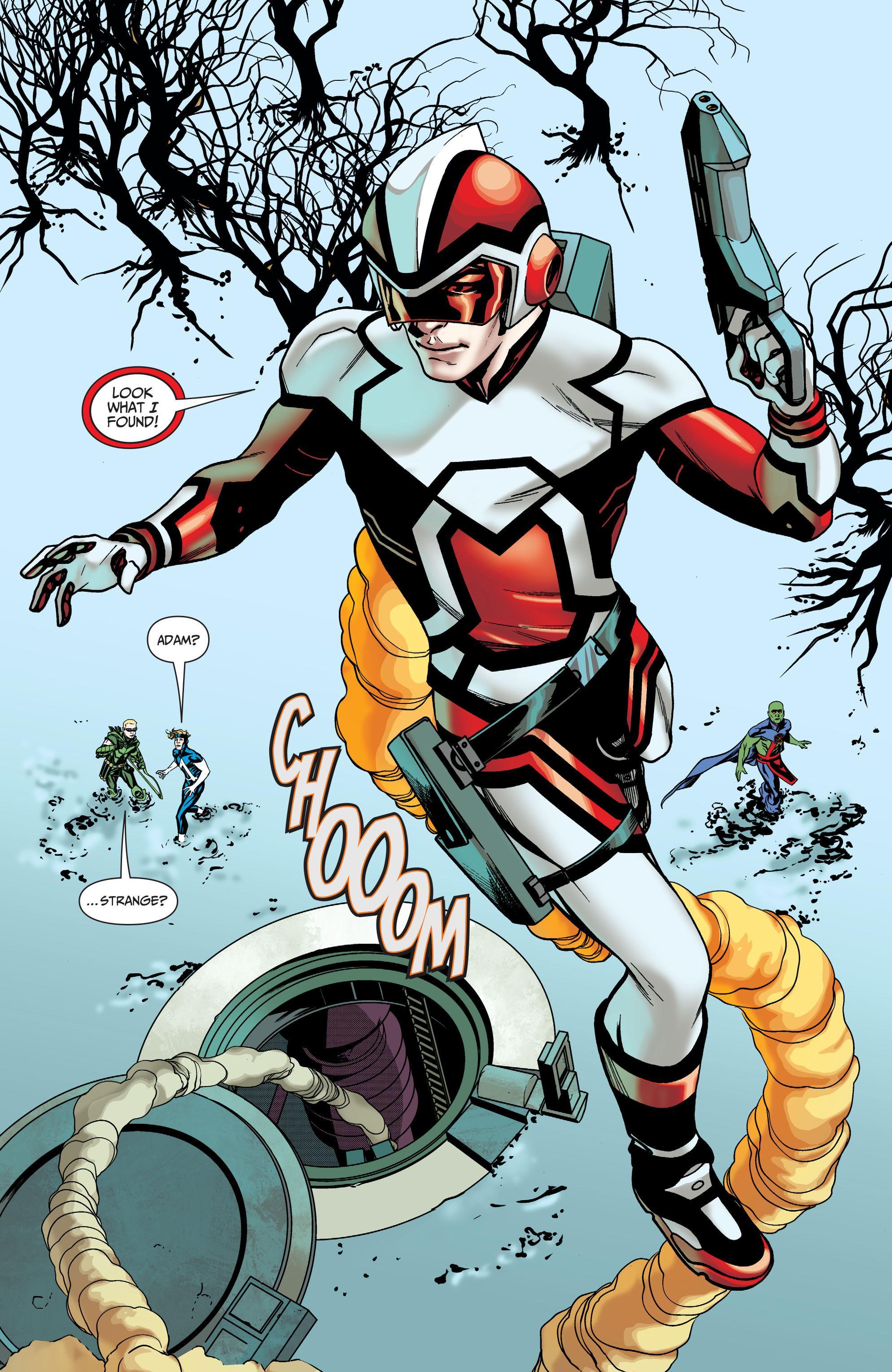 Dc Comics Chat Room
