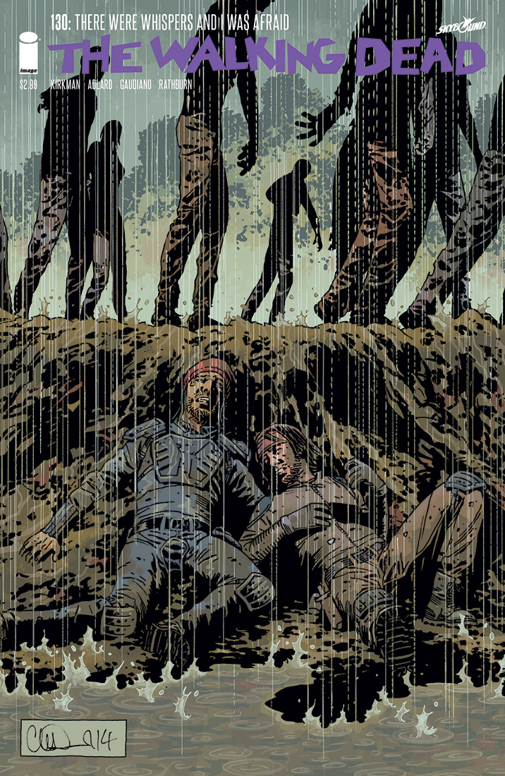 THE WALKING DEAD Issue 130 FR A new beginning (tome 22 4/6)