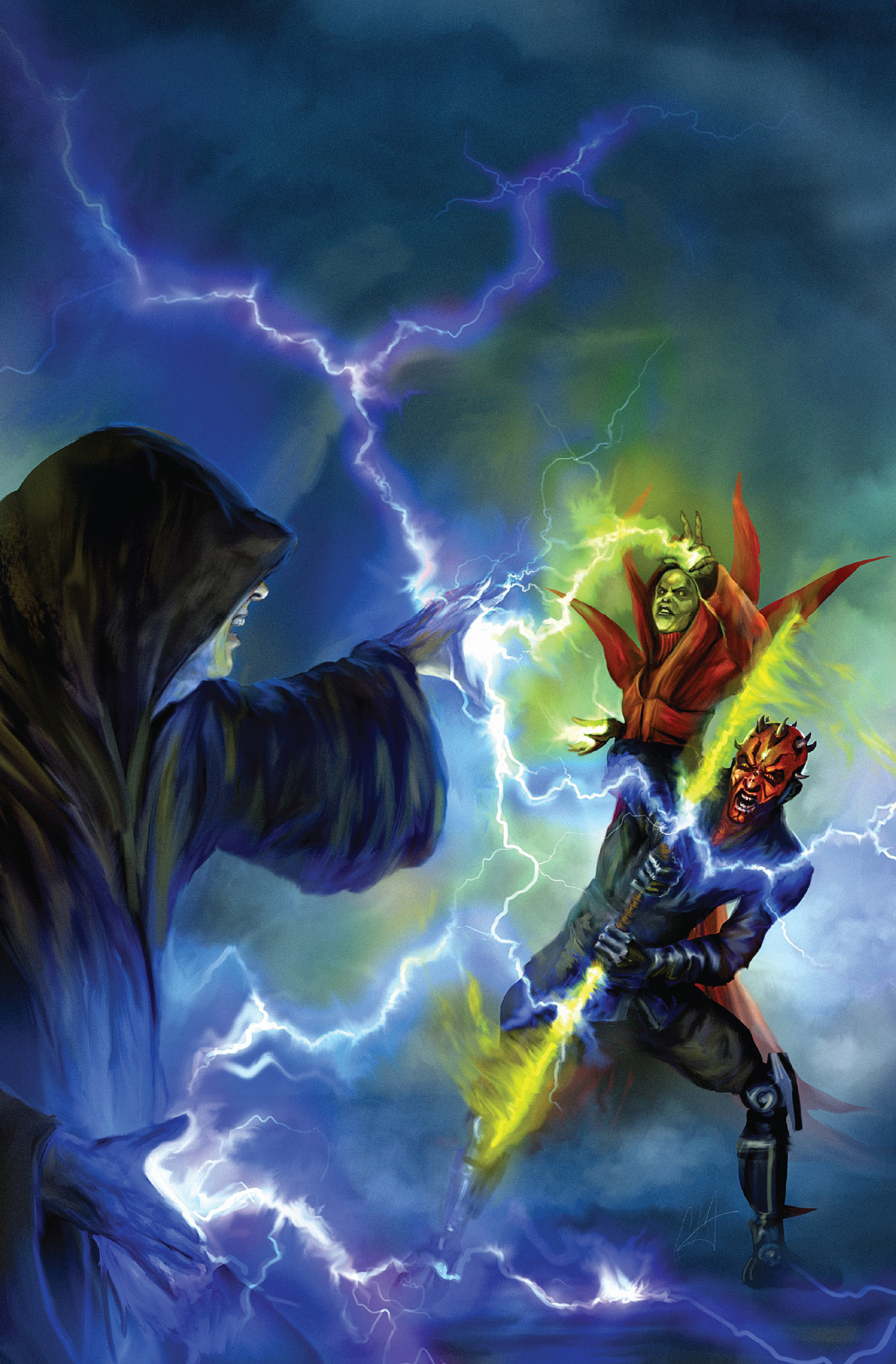 Darth Krayt vs Darth Sidious Darth Sidious vs Darth Vader