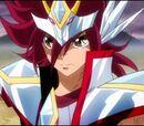 Personajes de Saint Seiya Omega: La leyenda de Diamante