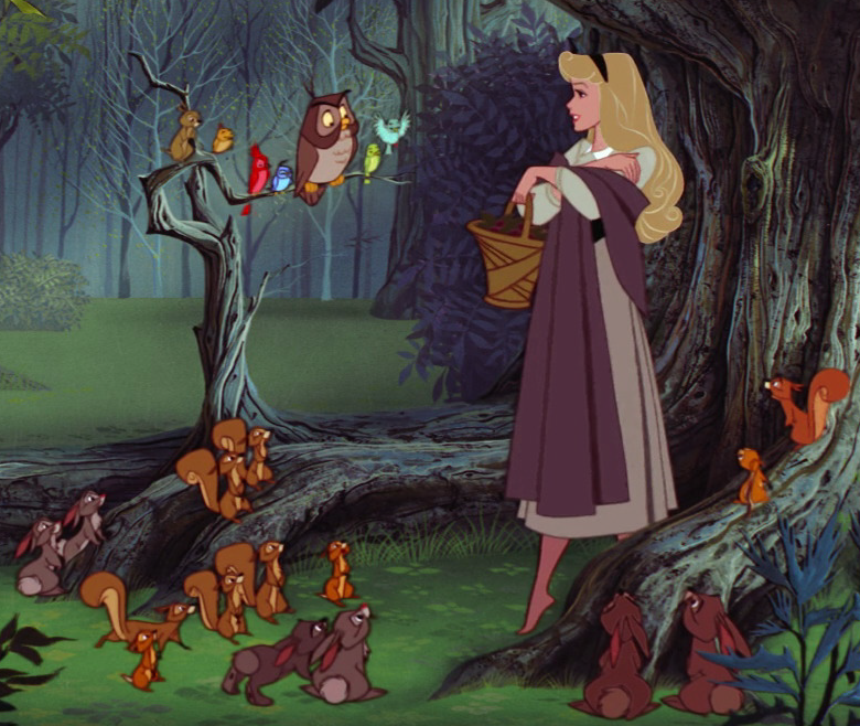 Forest Animals (Sleeping Beauty) - Disney Wiki