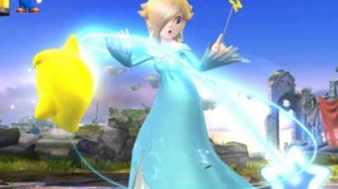 Super Smash Bros. Maximun - Estela