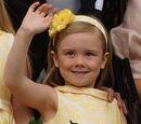 Princess Ariane of the Netherlands