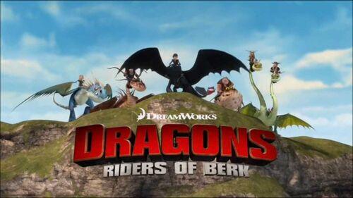 Dragones de Berk - Cartoon Network Wiki