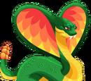 Dragón Cascabel