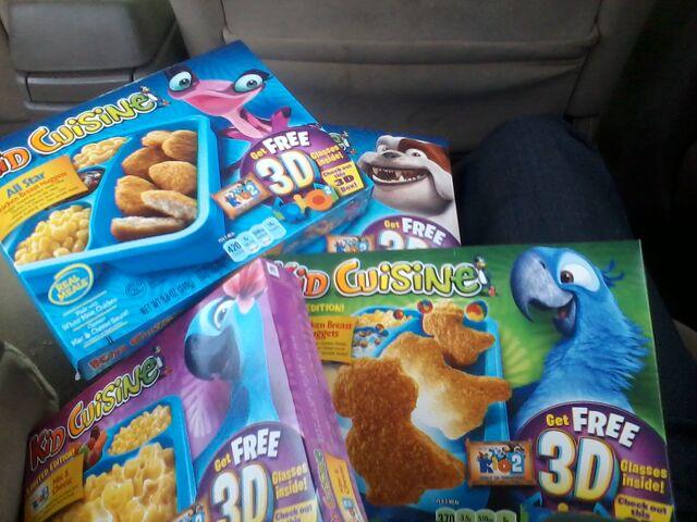 Image - Rio 2 kid food...
