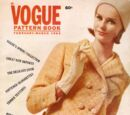 Vogue Pattern Book February/March 1965