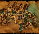 Mapa kolonii