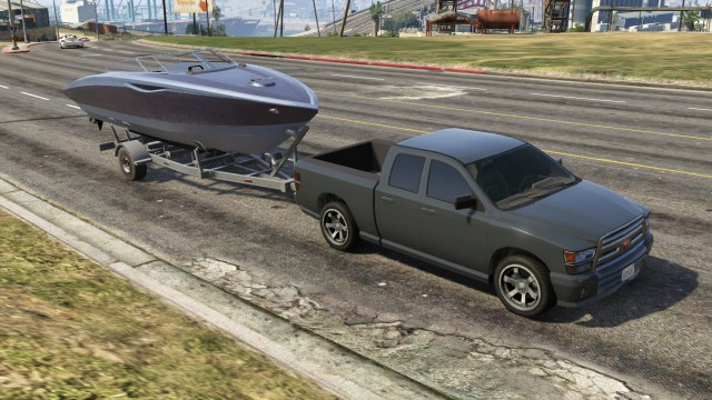 GTA V Online: Where the heck can I find a towable Semi