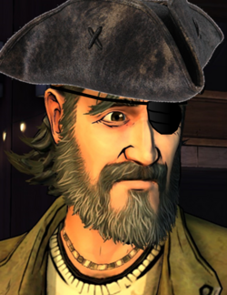 Pirate Kenny