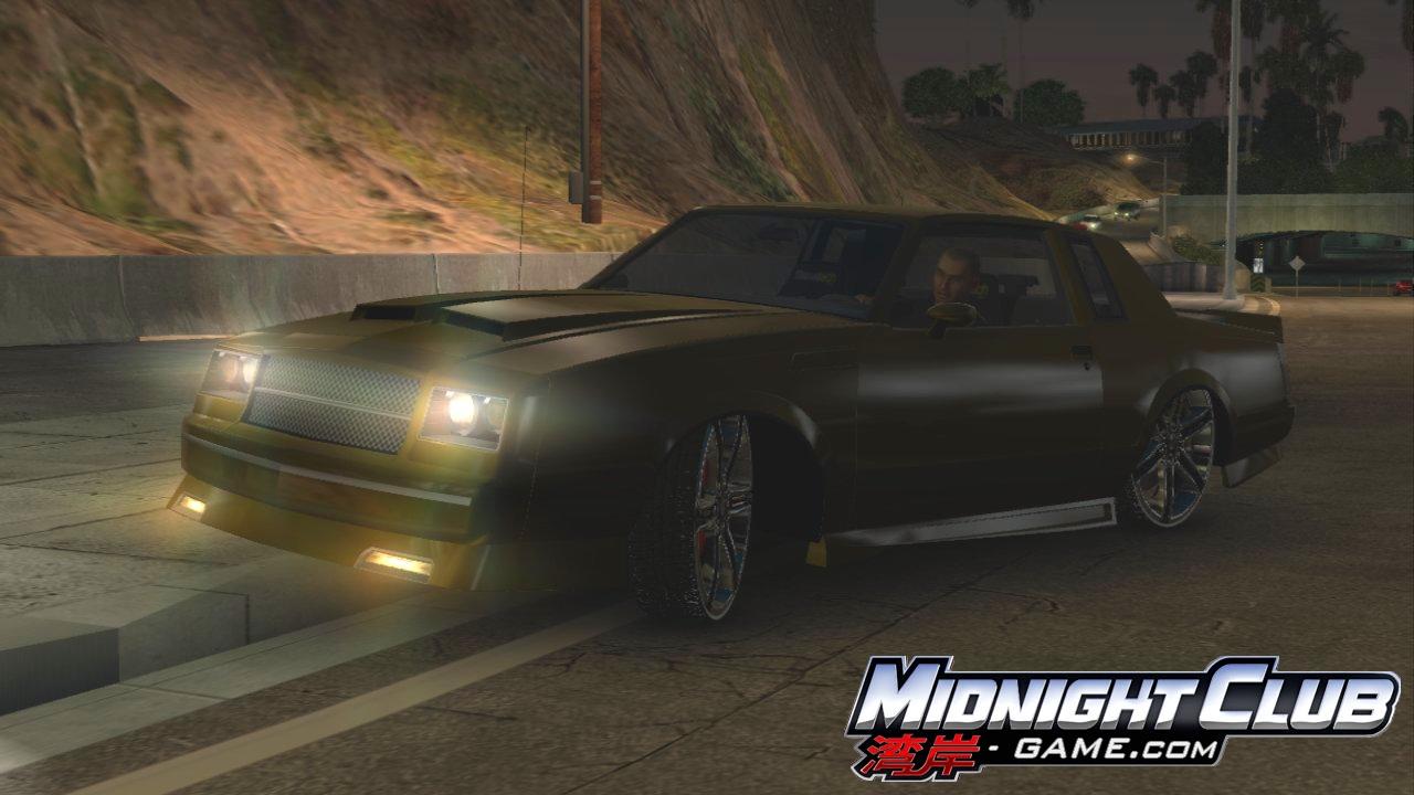 Best Group  Car In Midnight Club La