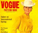 Vogue Pattern Book February/March 1967
