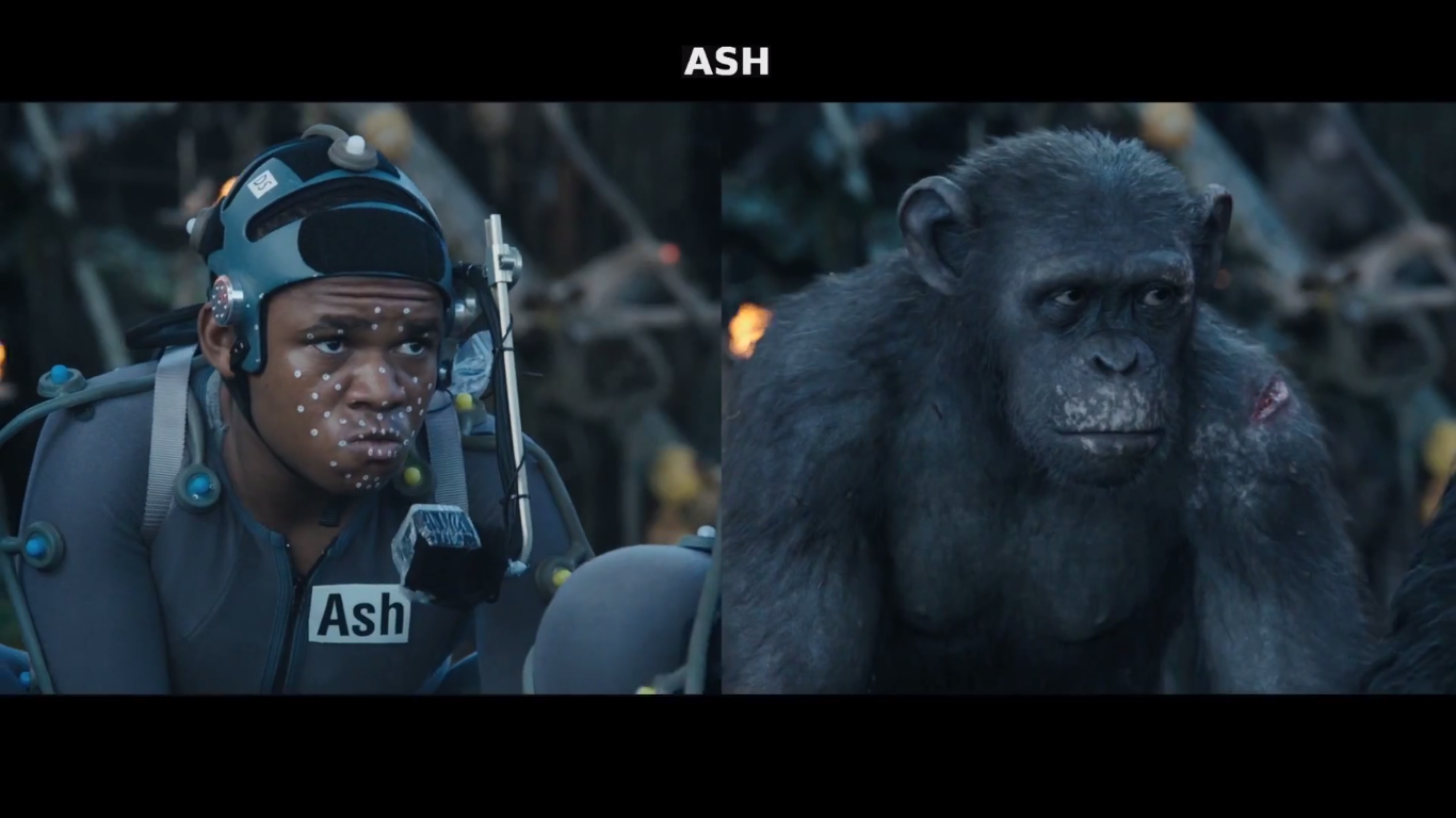 Image - Doc Shaw as Ash.png - Planet of the Apes: The ...